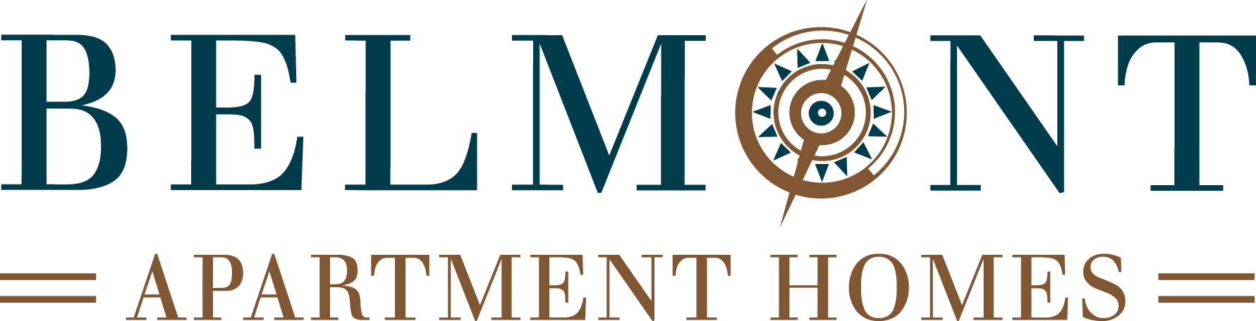 Belmont Village Apartments logo